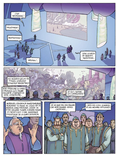 Page 1 Altor tome 7 - les aventuriers du trou blanc