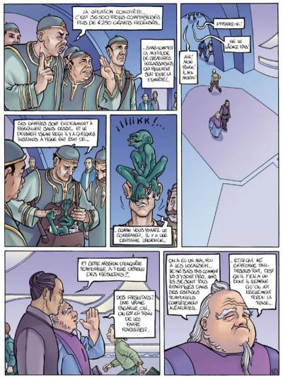 Page 2 Altor tome 7 - les aventuriers du trou blanc