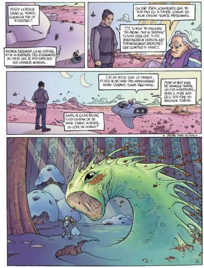 Page 3 Altor tome 7 - les aventuriers du trou blanc