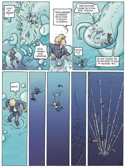 Page 4 Altor tome 7 - les aventuriers du trou blanc