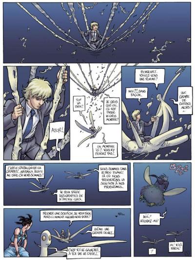 Page 5 Altor tome 7 - les aventuriers du trou blanc