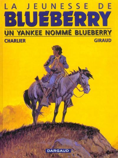 image de La jeunesse de blueberry tome 2 - un yankee nommé blueberry