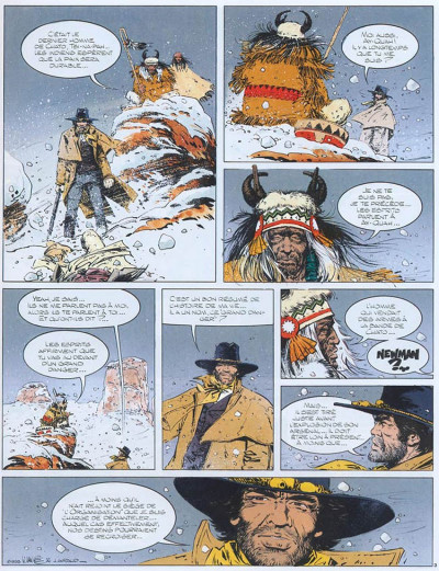 Page 3 Marshall blueberry tome 2 - mission sherman