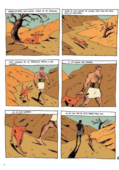 Page 2 Socrate le demi-chien tome 1 - héraclès