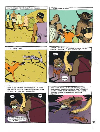 Page 7 Socrate le demi-chien tome 1 - héraclès