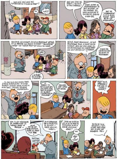 Page 2 Cosmonautes du futur tome 2 - le retour