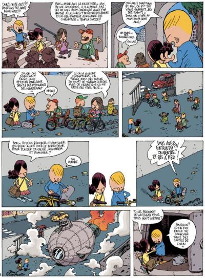Page 3 Cosmonautes du futur tome 2 - le retour