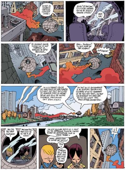 Page 4 Cosmonautes du futur tome 2 - le retour