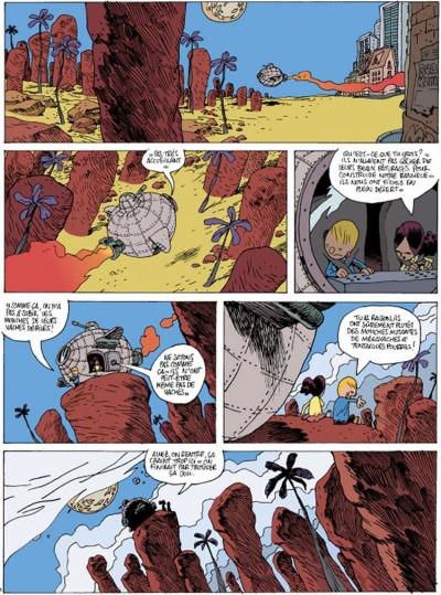 Page 5 Cosmonautes du futur tome 2 - le retour