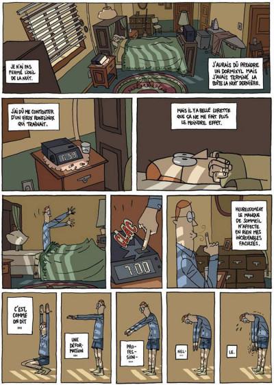 Page 1 inspecteur moroni tome 1 - premiers pas