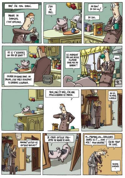 Page 3 inspecteur moroni tome 1 - premiers pas