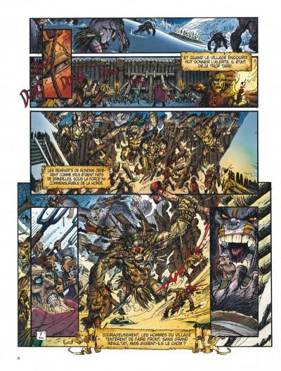 Page 6 Les arcanes de la lune noire tome 1 - ghoghor bey