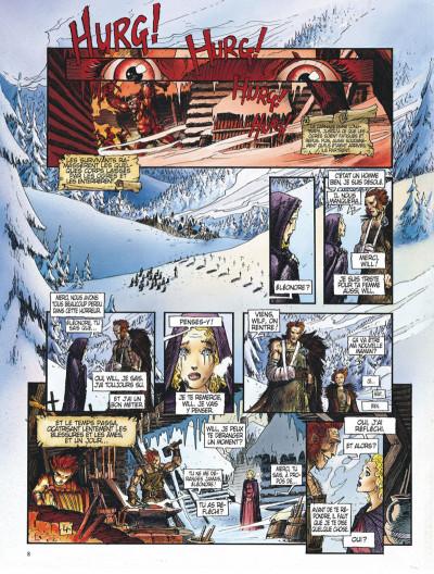 Page 8 Les arcanes de la lune noire tome 1 - ghoghor bey
