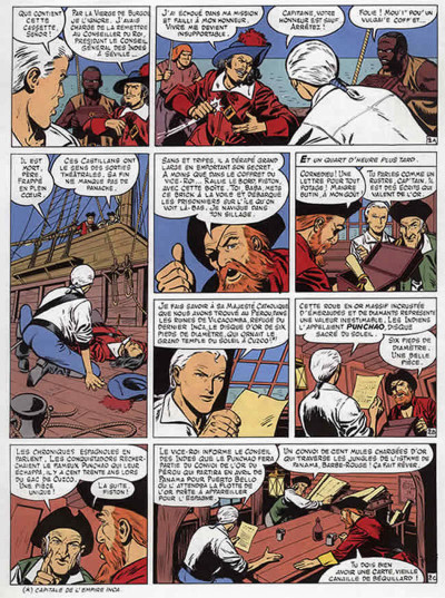Page 2 barbe rouge - intégrale tome 11 - la guerre des pirates