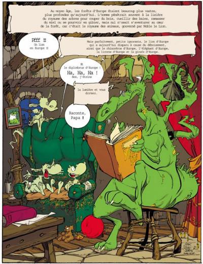 Page 1 Merlin tome 4 - le roman de la mère de renart