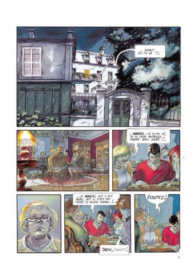 Page 1 La voix des anges tome 1 - castle dew
