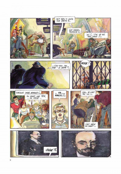 Page 4 La voix des anges tome 1 - castle dew