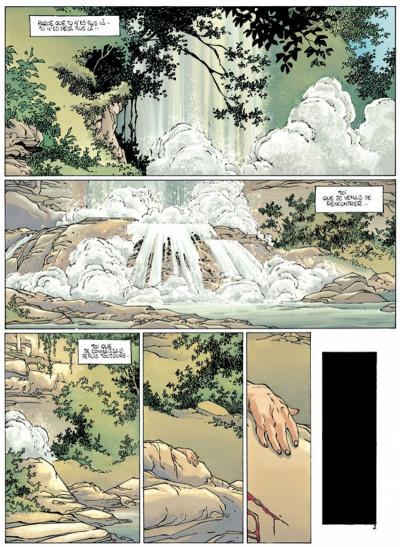 Page 2 Où le regard ne porte pas tome 2
