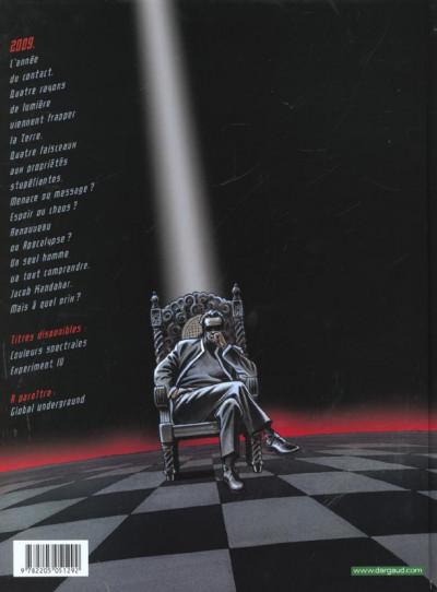 Dos Apocalypse mania tome 2 - experiment iv