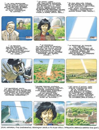 Page 1 Apocalypse mania tome 2 - experiment iv