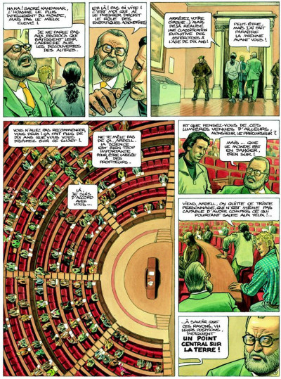 Page 3 Apocalypse mania tome 2 - experiment iv