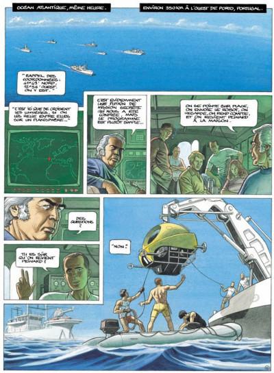 Page 4 Apocalypse mania tome 2 - experiment iv