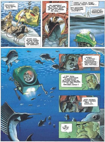 Page 5 Apocalypse mania tome 2 - experiment iv