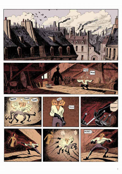 Page 1 Isaac le pirate tome 2 - les glaces