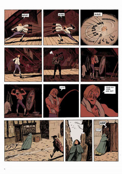 Page 2 Isaac le pirate tome 2 - les glaces