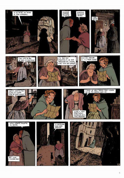 Page 3 Isaac le pirate tome 2 - les glaces