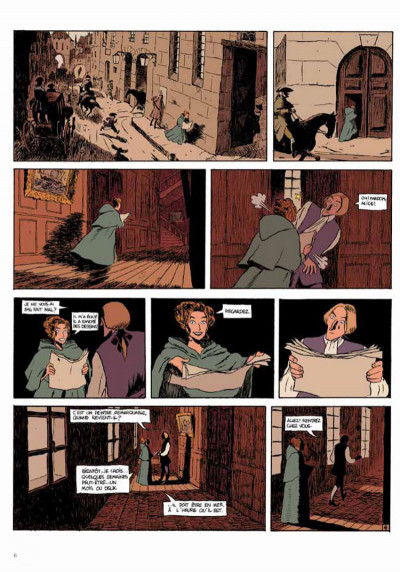 Page 4 Isaac le pirate tome 2 - les glaces