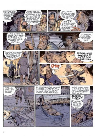 Page 2 La jeunesse de blueberry tome 12 - dernier train pour washington