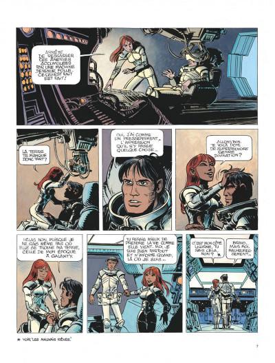 Page 7 Valérian tome 18 - valerian agent spacio-temporel