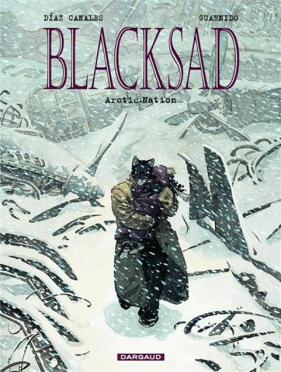 image de Blacksad tome 2 - artic-nation