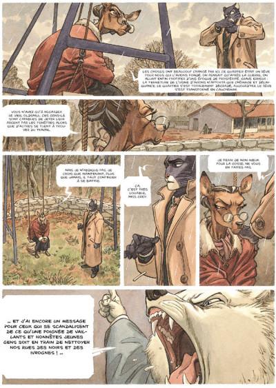 Page 2 Blacksad tome 2