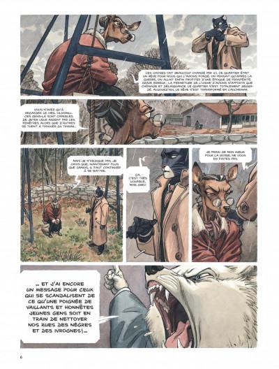 Page 6 Blacksad tome 2