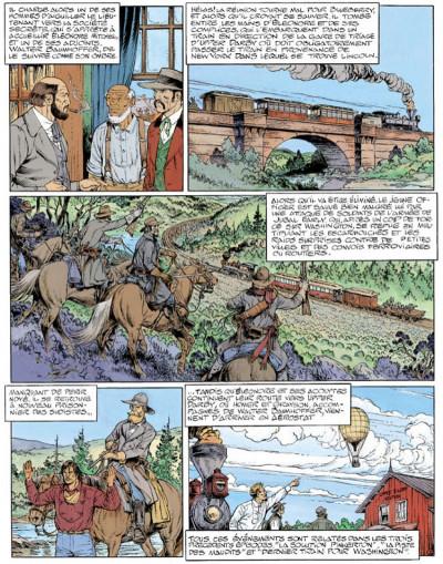 Page 2 La jeunesse de blueberry tome 13 - il faut tuer lincoln
