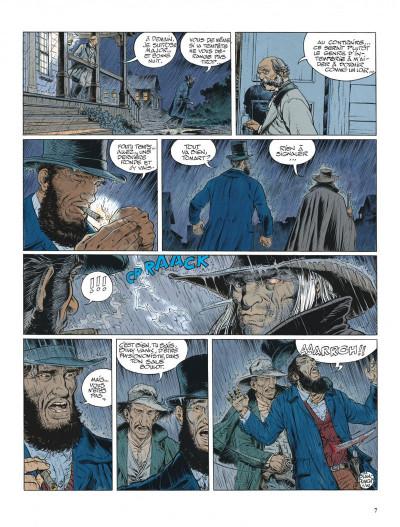 Page 7 La jeunesse de blueberry tome 13 - il faut tuer lincoln