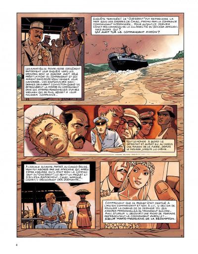 Page 2 Tramp tome 6 - la piste de kibangou