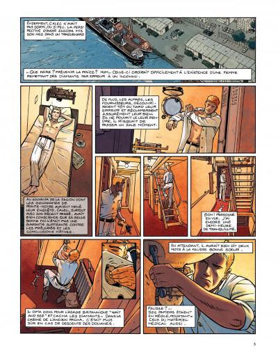 Page 3 Tramp tome 6 - la piste de kibangou