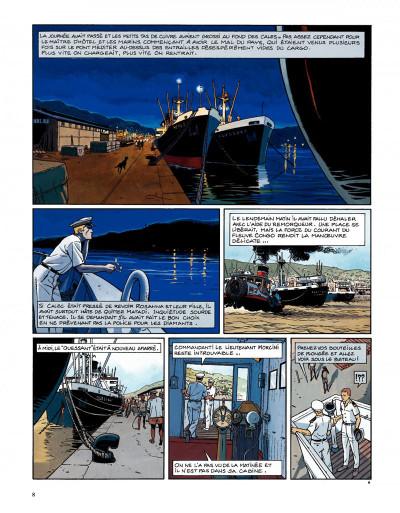 Page 6 Tramp tome 6 - la piste de kibangou