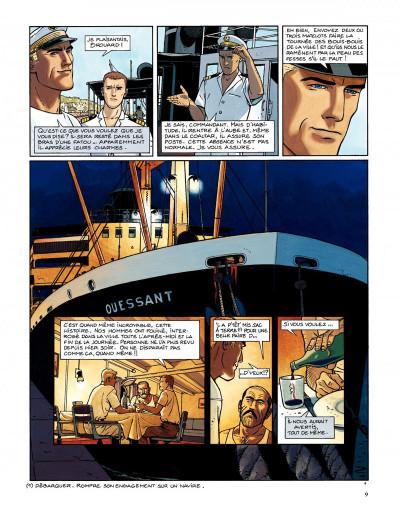 Page 7 Tramp tome 6 - la piste de kibangou
