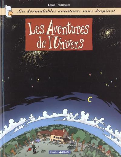 image de Les formidables aventures sans lapinot tome 1 - les aventures de l'univers