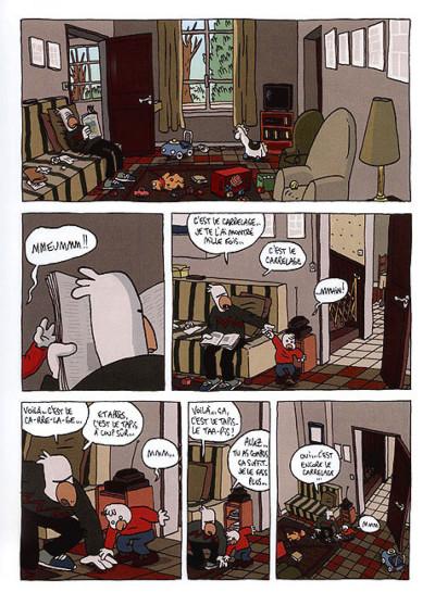 Page 1 Les formidables aventures sans lapinot tome 1 - les aventures de l'univers