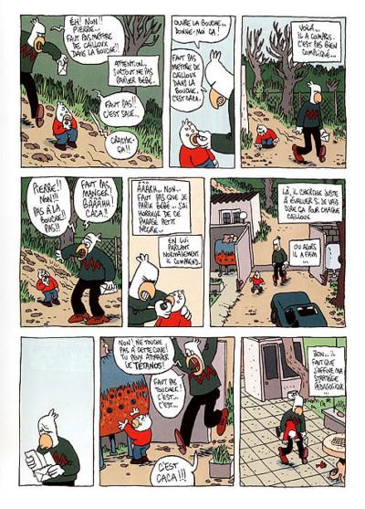 Page 3 Les formidables aventures sans lapinot tome 1 - les aventures de l'univers