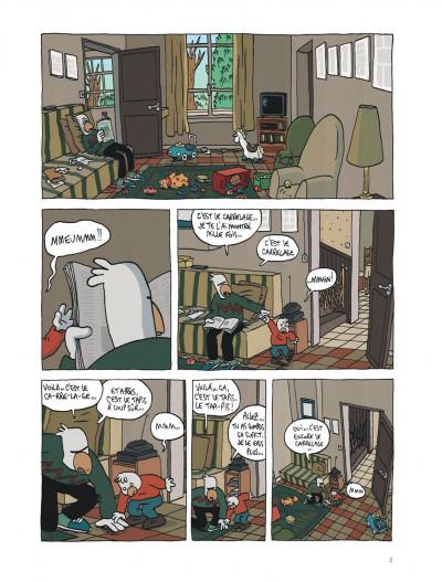 Page 4 Les formidables aventures sans lapinot tome 1 - les aventures de l'univers