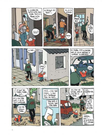 Page 5 Les formidables aventures sans lapinot tome 1 - les aventures de l'univers
