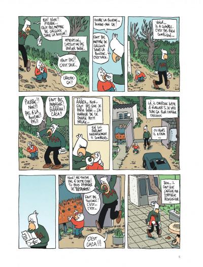 Page 6 Les formidables aventures sans lapinot tome 1 - les aventures de l'univers