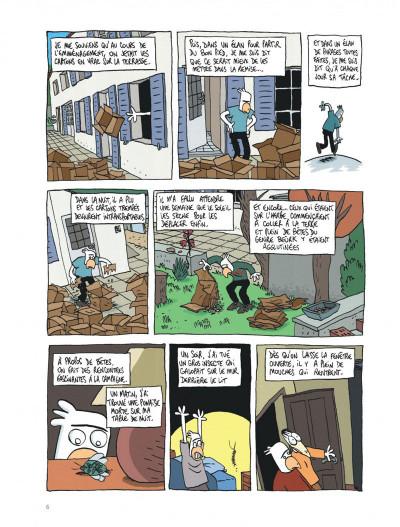Page 7 Les formidables aventures sans lapinot tome 1 - les aventures de l'univers