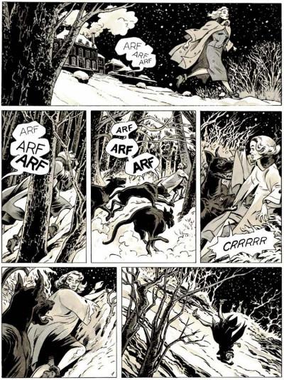 Page 1 Agence hardy tome 2 - la trace pâle